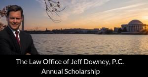 law-office-scholarshp-jeff-downey